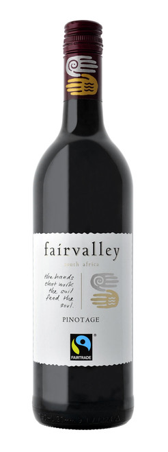 Fairvalley Pinotage 2018, Western Cape, South Africa