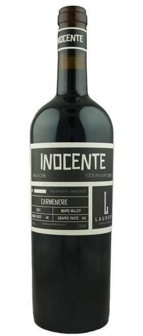 Laurent 'Inocente' Carménère 2020, Central Valley, Chile