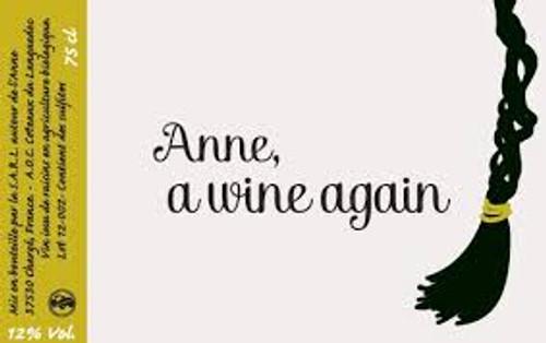 Autour de L'Anne 'Anne, A Wine Again,' Languedoc, France