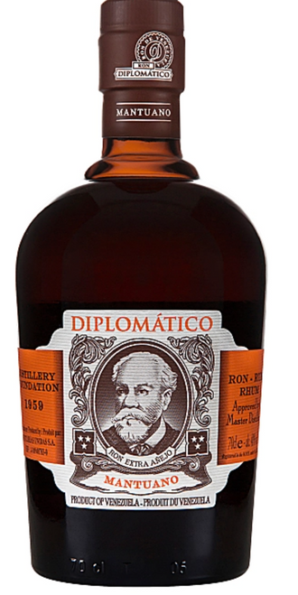 Diplomatico Mantuano Extra Añejo Rum