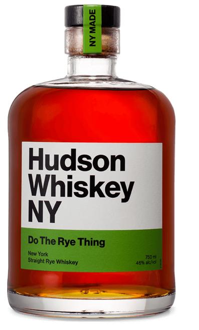 Hudson 'Do The Rye Thing' Straight Rye Whiskey