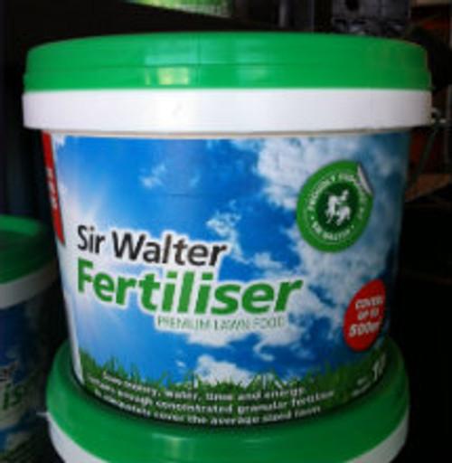 Sir Walter Premium Lawn Fertilizer 10kg