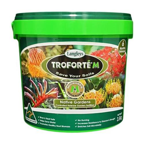 Troforte Native Fertiliser 3.5kg