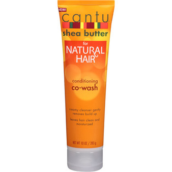 Cantu Shea Butter for Natural Hair Conditioning Co-Wash 10oz