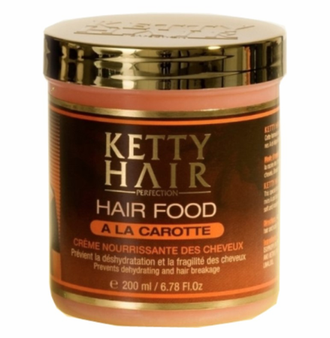 Ketty Carotte Hair Food With Carrot Extract 6.78 oz