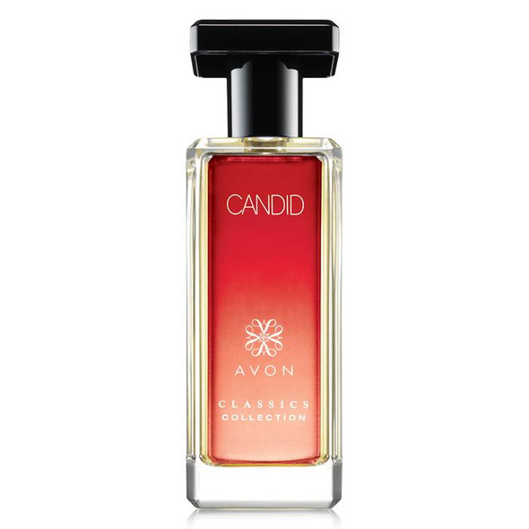 Avon Candid Cologne Spray 1.7 oz        New Package