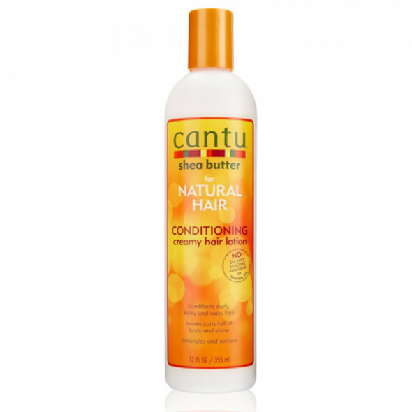 Cantu Shea Butter for Natural Hair Conditioning Lotion 12 oz