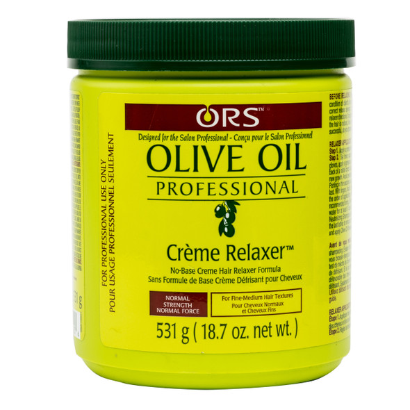 ORS Olive Oil Professional Crème Relaxer - Normal Strength 18.75 oz