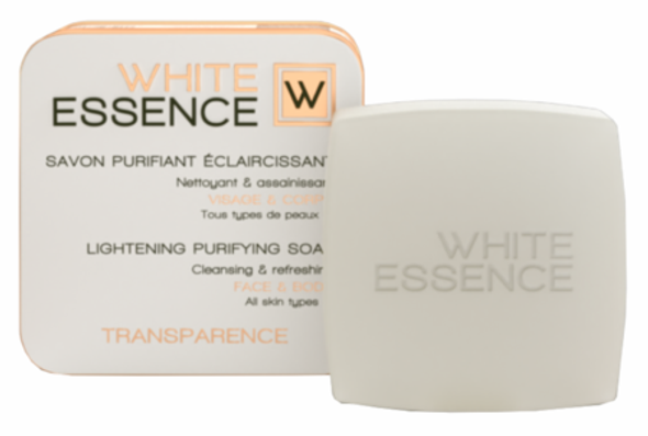 HT26 White Essence Transparence Lightening Purifying Soap 6.7 oz Clearance