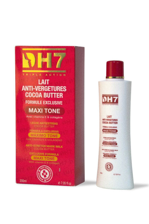 Dh7 Anti-vergetures Cocoa Butter Maxitone 200g