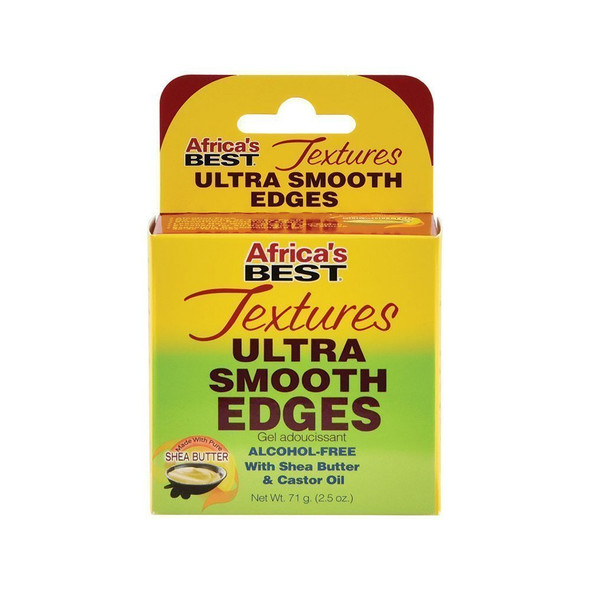 Africa's Best Textures Collection Ultra Smooth Edges 2.5 oz