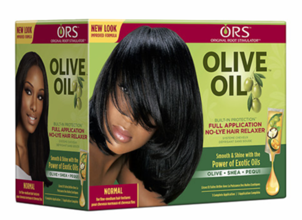 ORS Olive Oil No-Lye Relaxer System Normal Kit 1 Application