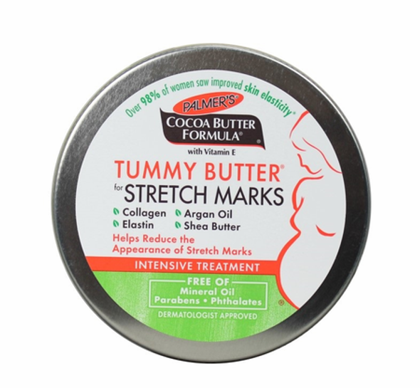 Palmer's Cocoa Butter Formula Tummy Butter for Stretch Marks 4.4 oz