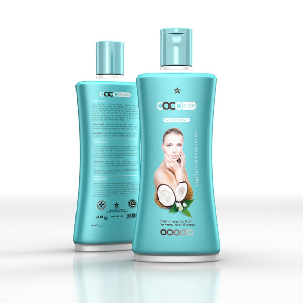 COCO Clear Body Lotion 300ml