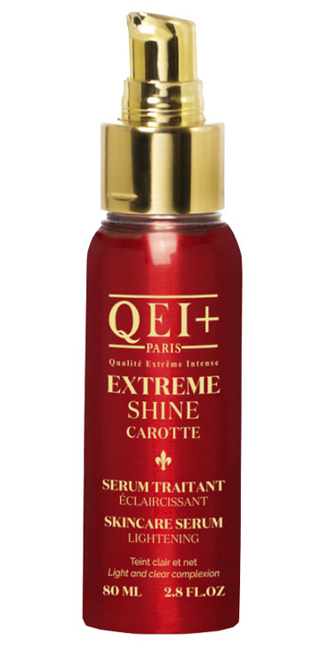 QEI+ Extreme Shine Carotte Lightening Serum 2.8 oz