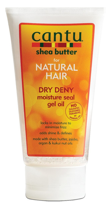 Cantu Shea Butter for Natural Hair Dry Deny Gel Oil 5oz