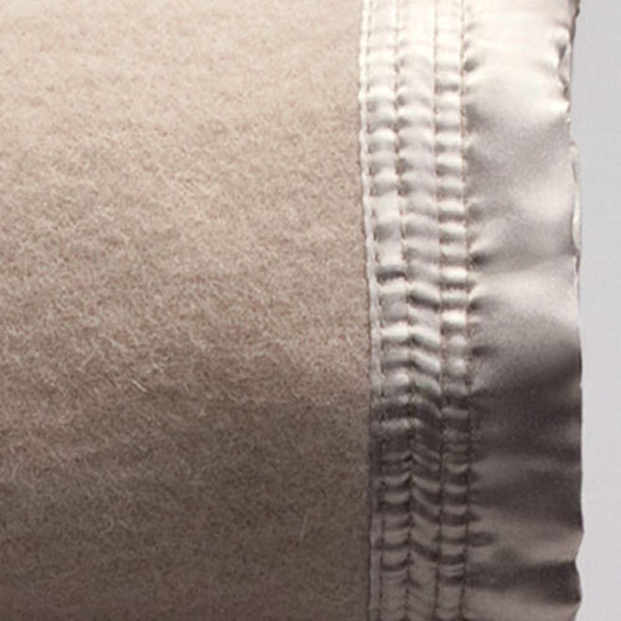 Queen Cot King Single Double Bianca Australian Wool Blanket Super King King