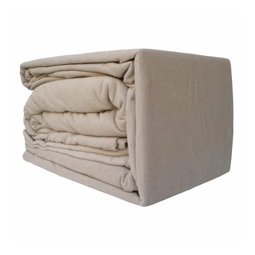 Linen Flannelette Sheet Set