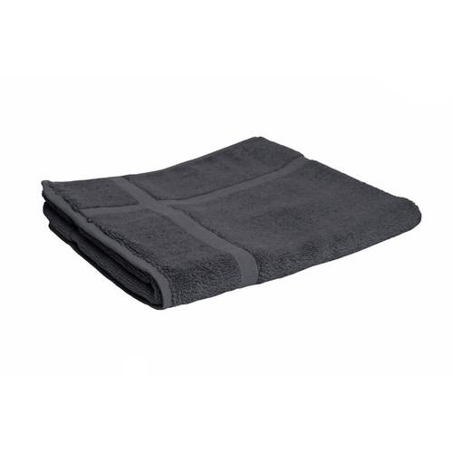 100% Cotton Charcoal Grey Bath Mat