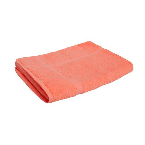 100% Cotton Terracotta / Rust Bath Mat