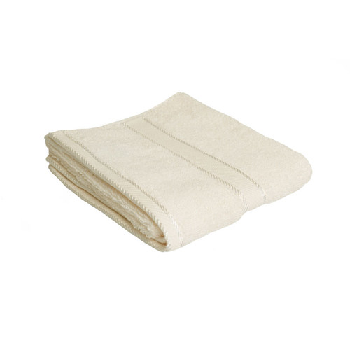 100% Cotton Cream Hand Towel