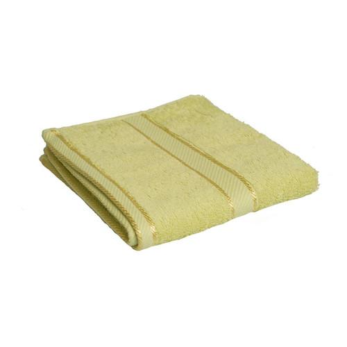 100% Cotton Apple Green Hand Towel