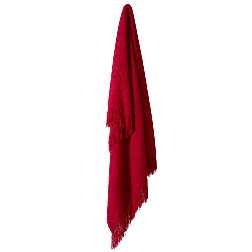 Bianca Declan Red Throw | My Linen