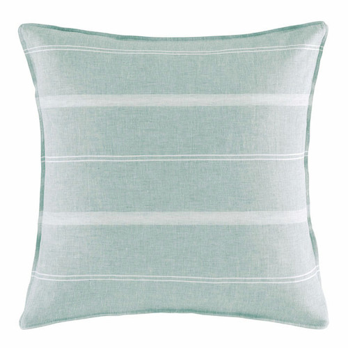 KAS Balmoral Sage European PIllowcase | My Linen