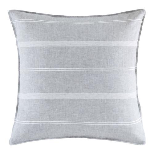 KAS Balmoral Neutral European Pillowcase | My Linen