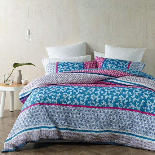 Phase 2 Papillon Double Bed Quilt Cover Set  | My Linen