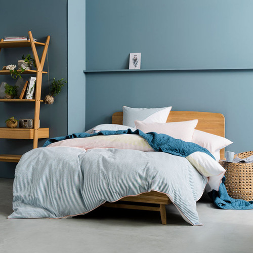 Linen House Norman Single Bed Quilt Cover Set | My Linen