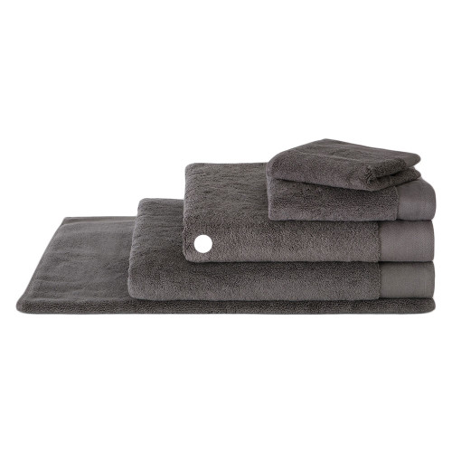 Sheridan Luxury Retreat Towel Collection Bath Towel Smoke | My Linen