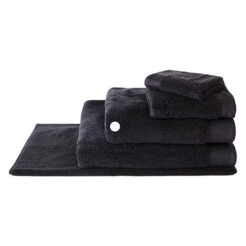 Sheridan Luxury Retreat Towel Collection Bath Towel Carbon | My Linen