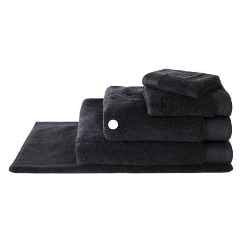 Sheridan Luxury Retreat Towel Collection Bath Towel Carbon   My Linen