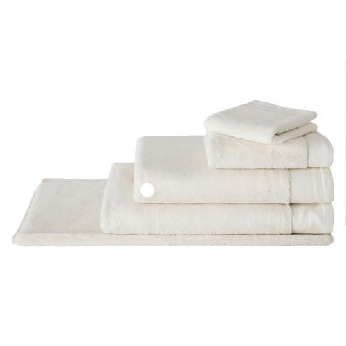 Sheridan Luxury Retreat Towel Collection Bath Towel Antique White   My Linen