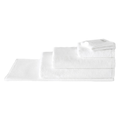 Sheridan 100% Combed Cotton Twist Towel Collection Face Washer White | My Linen