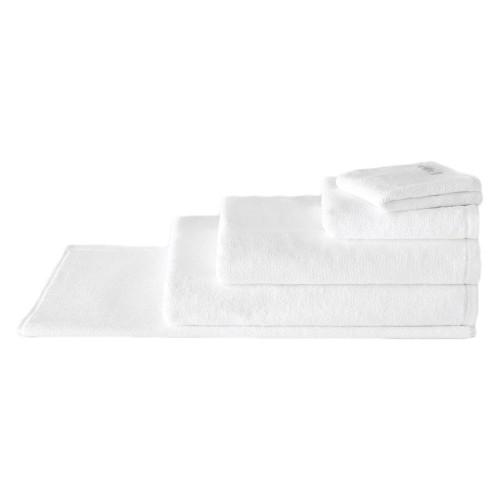 Sheridan 100% Combed Cotton Twist Towel Collection 7pc Bath Sheet Set White | My Linen
