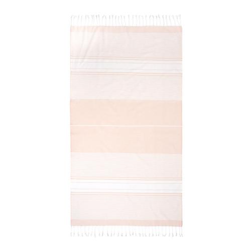 Linen House Hammam Peach Beach Towel