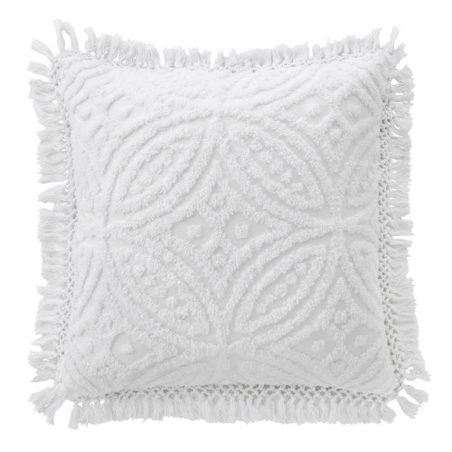 Bianca Savannah White European Pillowcase | My Linen