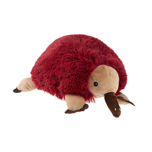 Hiccups Eddy Echidna Novelty Filled Cushion | My Linen