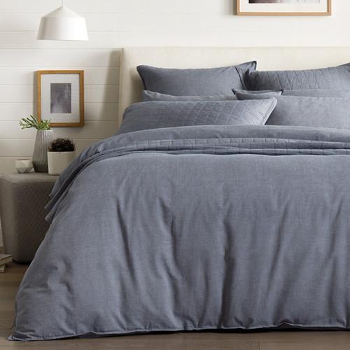 Sheridan Reilly Atlantic Queen Bed Quilt Cover Set | My Linen