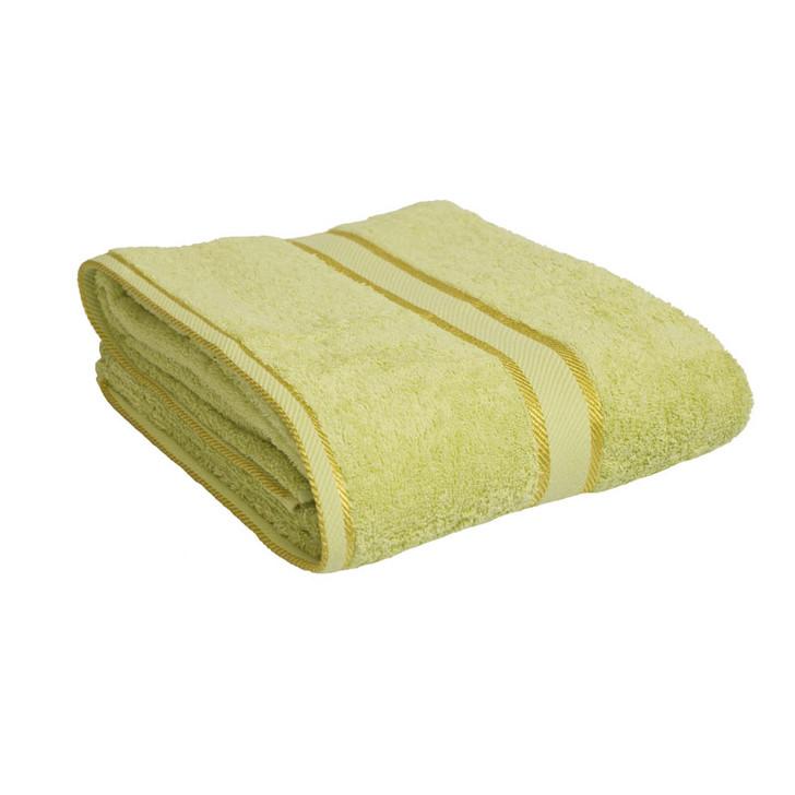 100% Cotton Apple Green Bath Sheet