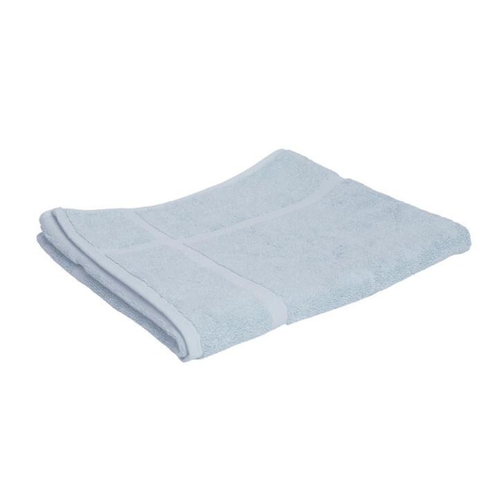 100% Cotton Baby Blue Bath Mat