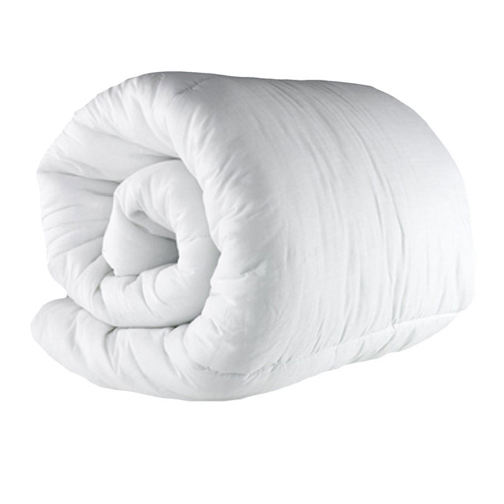 Double Bed Microfibre Quilt 400GSM