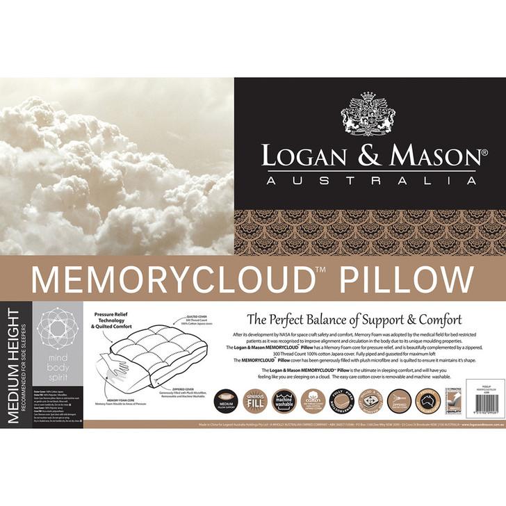 Memory Cloud Pillow