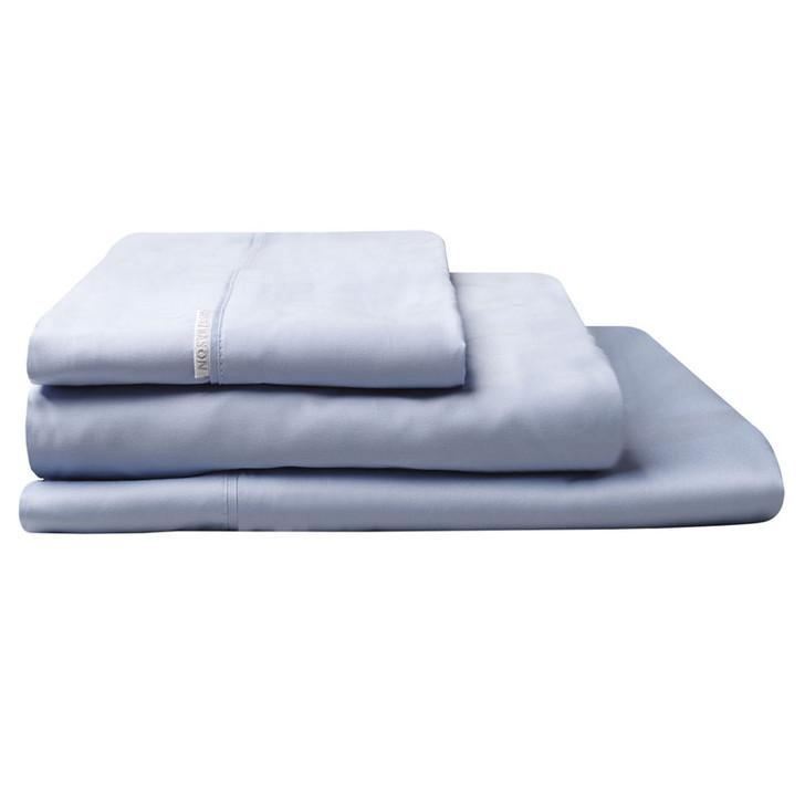 Logan and Mason Wedgwood Blue Sheet Set | My Linen