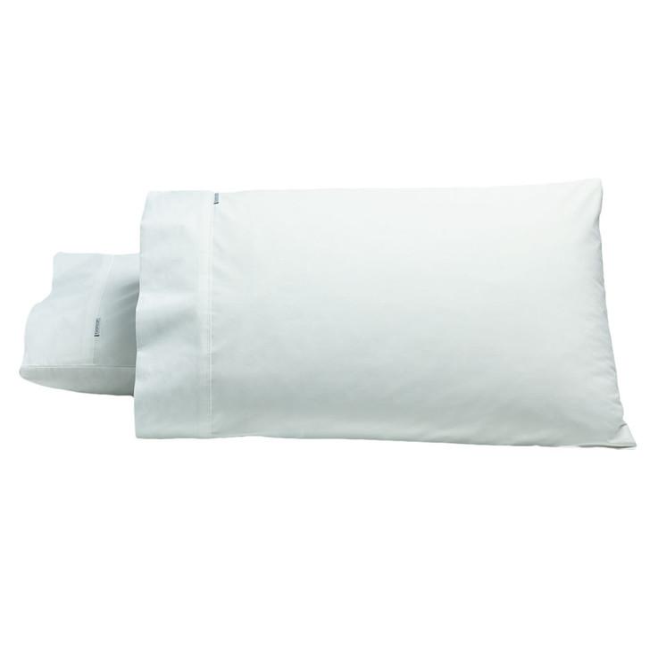 Bianca White Standard Pillowcase | My Linen