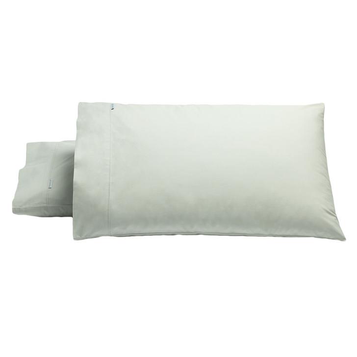 Bianca Silver Standard Pillowcase   My Linen