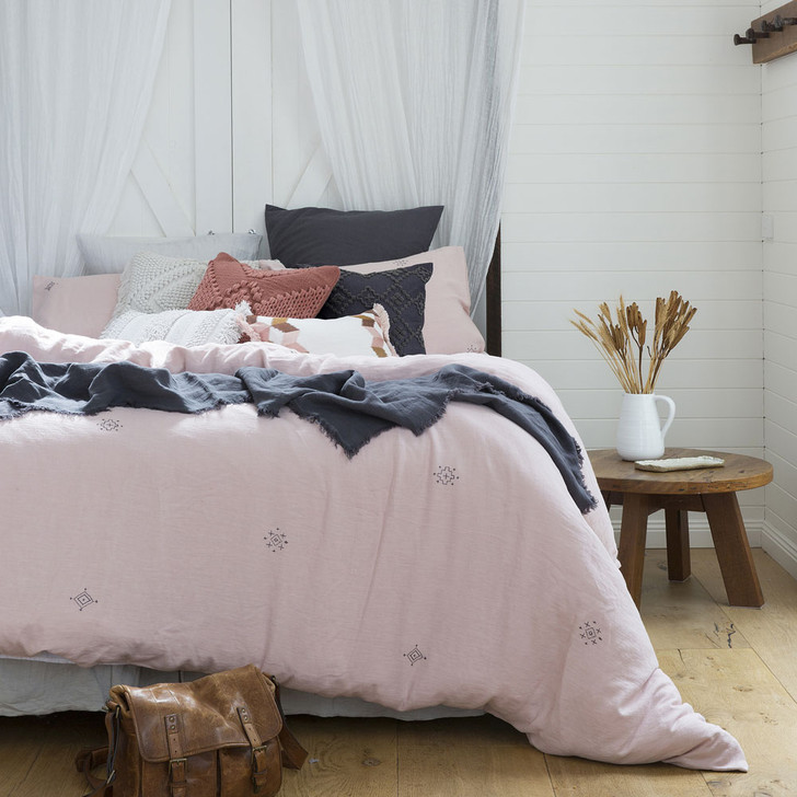 Bambury Ana Single Bed Quilt Cover Set | My Linen