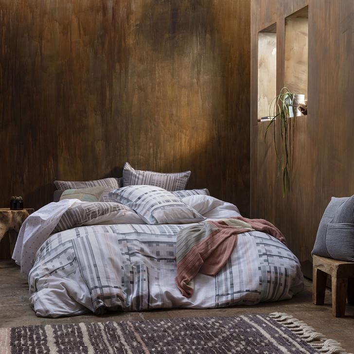 KAS Room Zaviour Multi Double Quilt Cover Set | My Linen